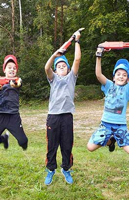 Europaintball - Paintball Bruxelles Enfants