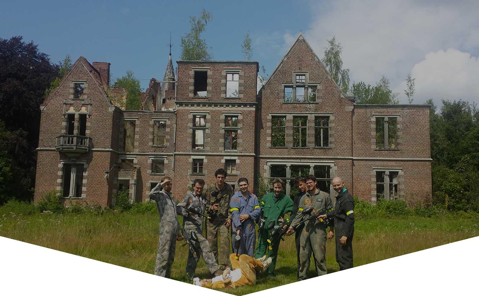 Euro-paintball Belgium - Découvrez nos terrains en Brabant